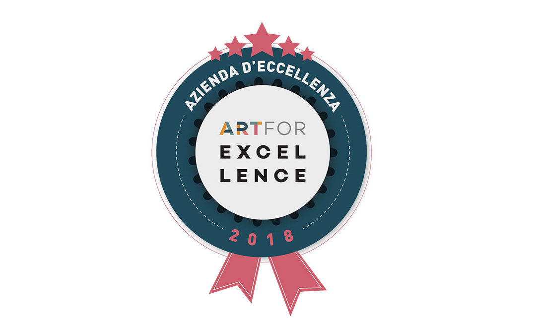 Art for Excellence Sargomma celebra l'arte del nuovo
